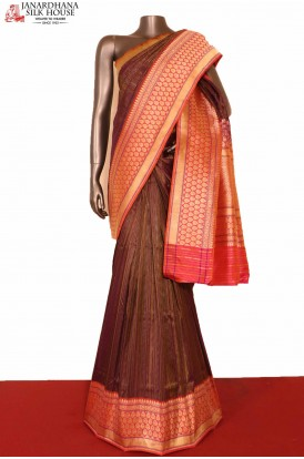 Designer & Exquisite  Handloom Banarasi Silk Saree