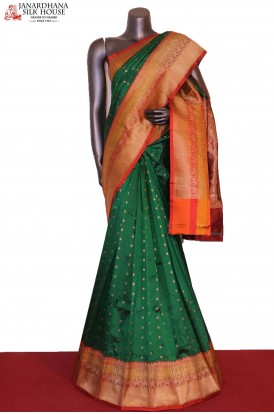 Designer & Grand Handloom Banarasi Silk Saree