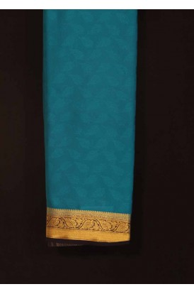 Blended Crepe Silk Saree..