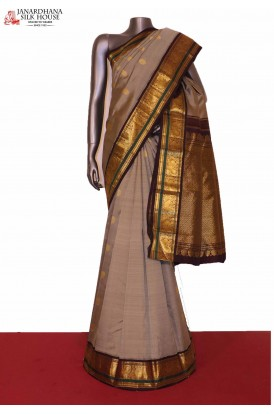 Traditional & Wedding Kanjeevaram Silk Saree