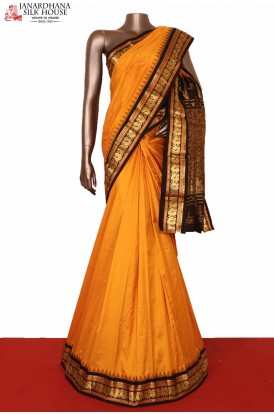 Traditional Wedding South Silk Saree