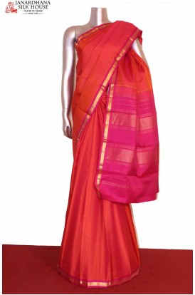 Handloom Kanchipuram Silk Saree