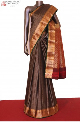 Traditional & Classic Wedding Pure South Silk Saree