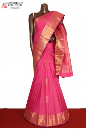 Traditional & Grand Wedding Kanjeevaram Silk Saree