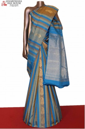 Designer & Exclusive Wedding Kanjeevaram Silk Saree