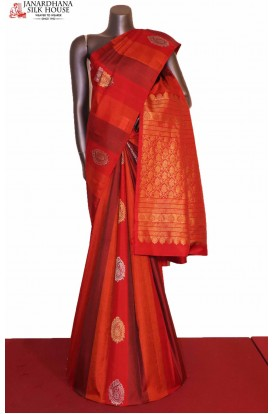 Designer & Exclusive Meenakari Wedding Kanjeevaram Silk Saree