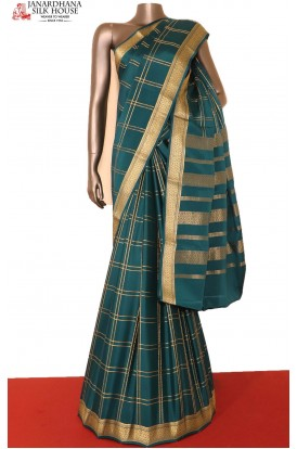 Grand Mysore Crepe Silk Saree