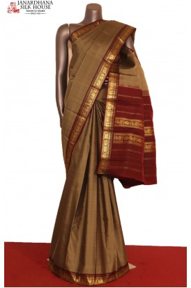 Traditional Wedding Kanjivaram Silk Saree