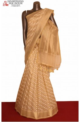 Exclusive Banarasi Cotton Saree