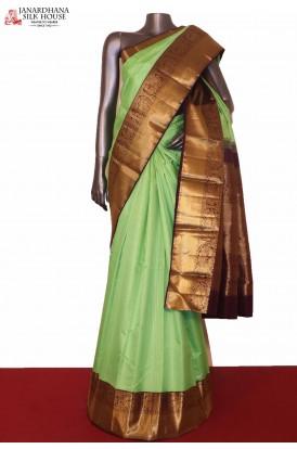 Grand Wedding  Kanjeevaram Silk Saree