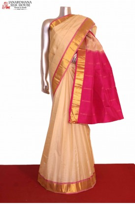 Traditional South Silk Saree