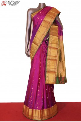 Wedding South Silk Saree