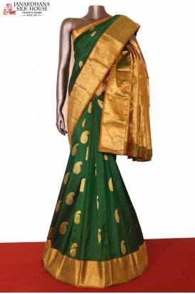 Wedding Classic South Silk Saree