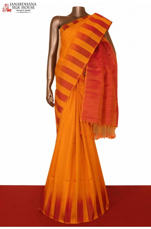 Thread Weave Soft Silk Saree-S..