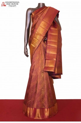 Bridal Kanchi Silk Saree