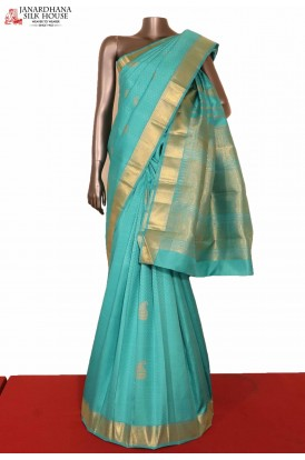 Wedding Kanjeevaram silk saree