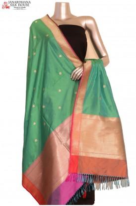 Exclusive Banarasi Silk Dupatta