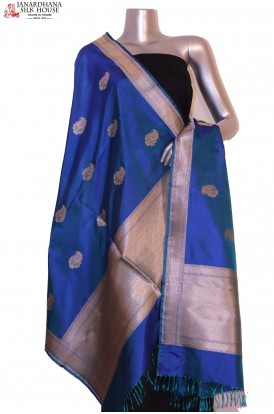 Exclusive Banarasi Silk Dupatta
