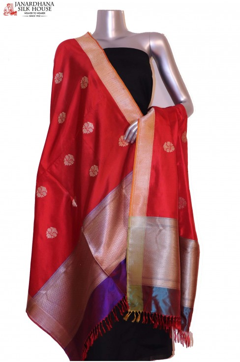 Exclusive Banarasi Silk Dupatt..