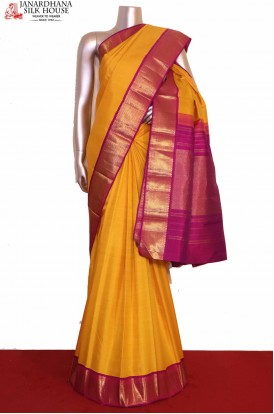 Traditional Kanjivaram Silk Saree