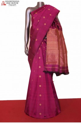 Exclusive Kanjivaram Silk Saree
