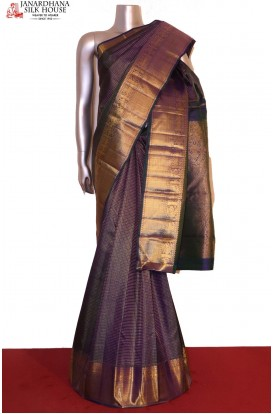 Exquiste Bridal Kanjeevaram Silk Saree
