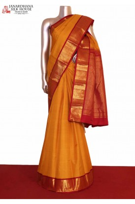 Wedding Kanchipuram Silk Saree