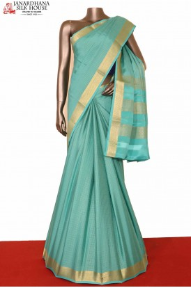 Pure Mysore Crepe Silk Saree