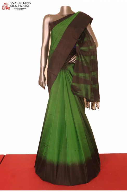 Handloom Soft Silk Saree..
