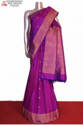 Exclusive Wedding Kanjivaram Silk Saree