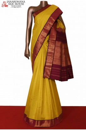 Classic Kanchipuram Silk Saree