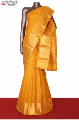 Traditional South Indian Wedding Silk Saree