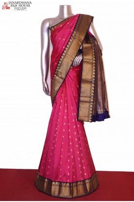 Grand Wedding South Silk Saree