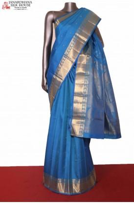 Classic Wedding Kanjeevaram Silk Saree