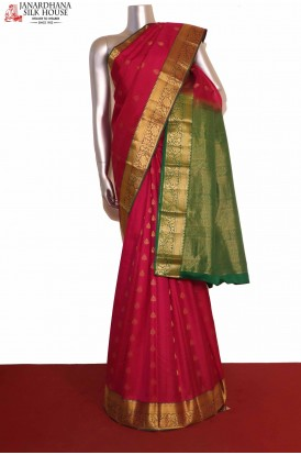 Wedding South Silk Saree