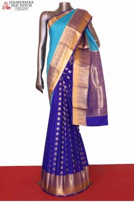 Exclusive Patli Mysore Crepe Silk Saree