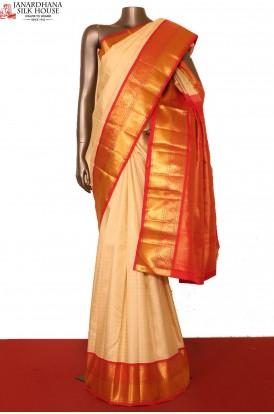 Exclusive Bridal Kanjeevaram Silk Saree
