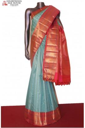 Designer Bridal Kanjivaram Silk Saree