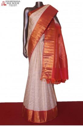 Bridal Kanjivaram Silk Saree