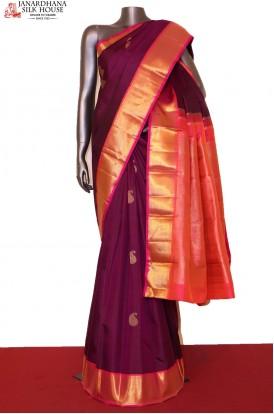 Classic Wedding Kanchipuram Silk Saree