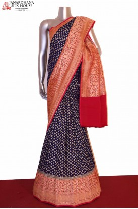 Designer Banarasi Georgette Si..