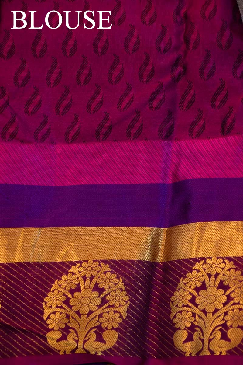 Exclusive Pure South Silk Saree
