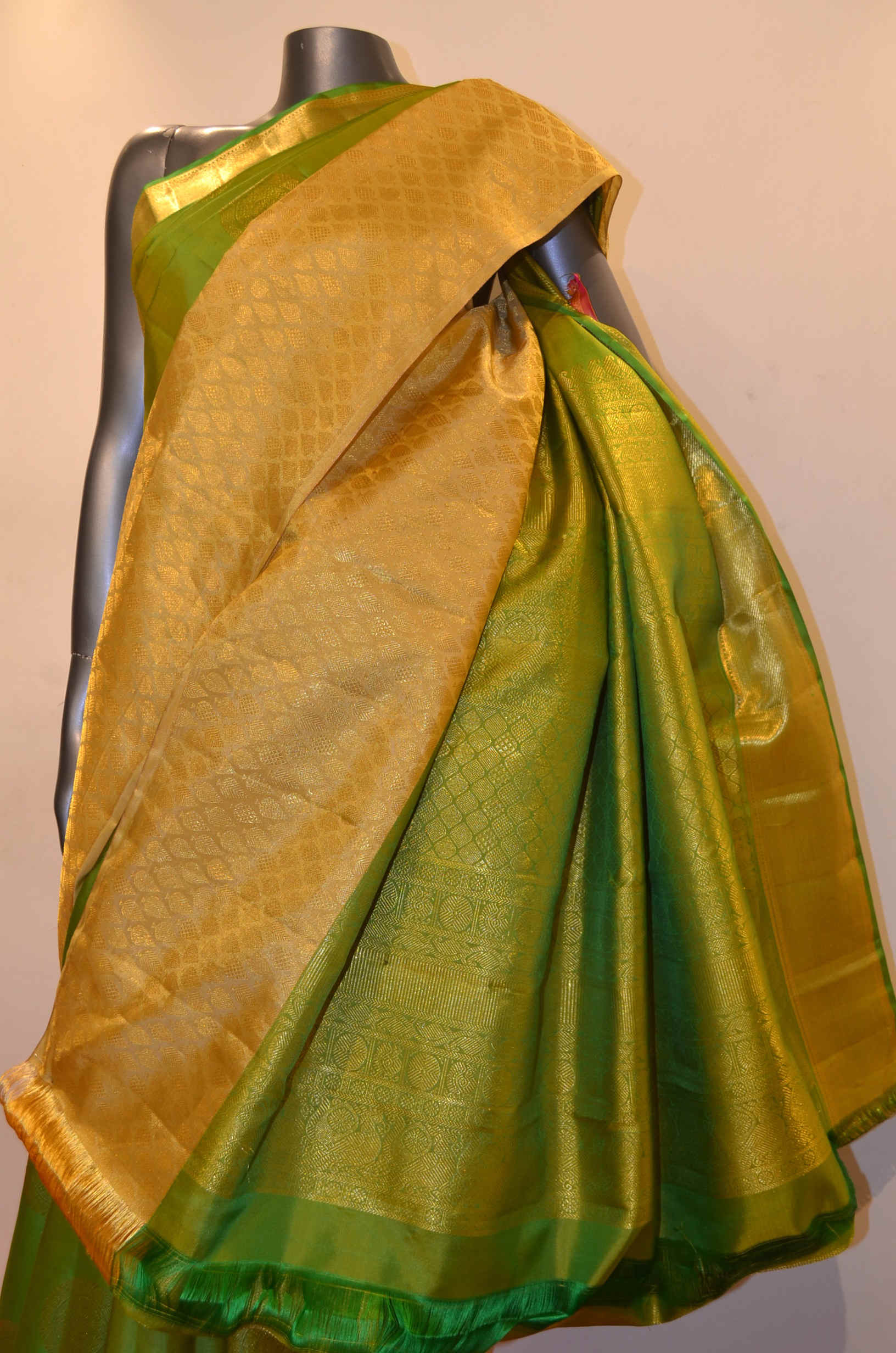 Grand Special Wedding Kanjeevaram Silk Saree